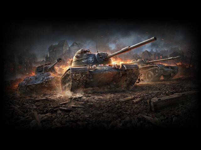 топ-3 танка, которые фармят в обновлении 3.0 Worlf of Tanks Blitz