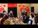 танец свидетелей на свадьбе Давид и Маша