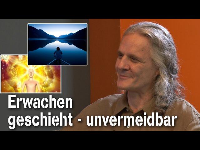 Erwachen geschieht - unvermeidbar - alexander Wagandt im NuoViso Talk