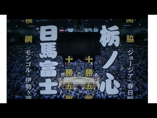 2016.07.10 相撲(SUMO) 名古屋場所(Nagoya Stage) 初日(1 day) 日馬富士(Harumafuji) VS 栃ノ心(Tochinosinn)