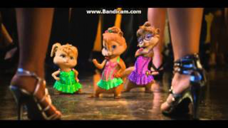 Alvin and The Chipmunks: Chipwrecked- Salsa Night