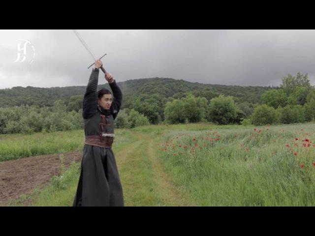 Путь меча Сражайся как Ведьмак Ведьмачья техника против HEMA Sword's Path