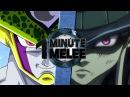 One Minute Melee S3 EP9 Cell vs Meruem DBZ vs Hunter x Hunter