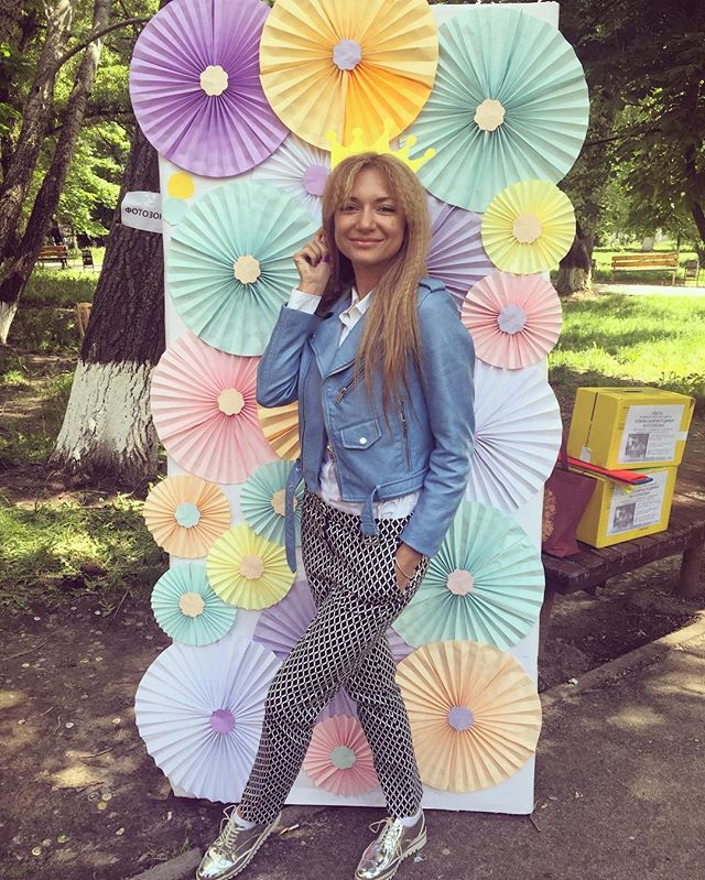 Алина Русецкая | Москва
