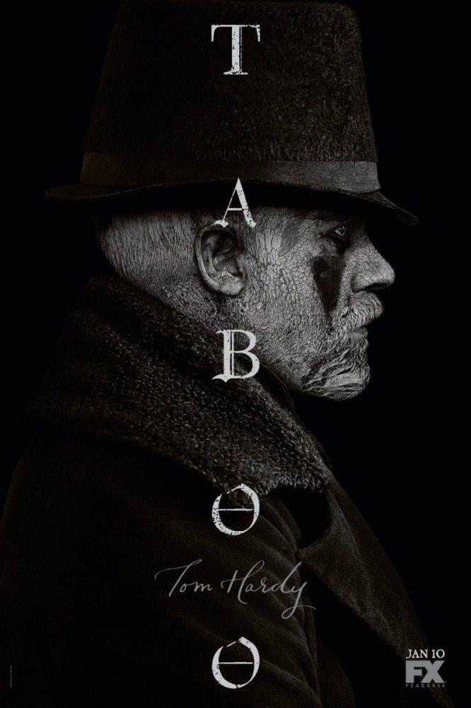 Табу 1 сезон 1-2 серия ColdFilm | Taboo