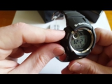 Обзор и настройка CASIO G-SHOCK G-2900F
