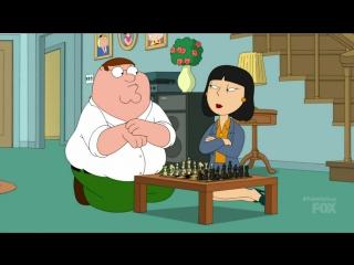 Гриффины | Family Guy | Сезон 15 Серия 8 | ColdFIlm
