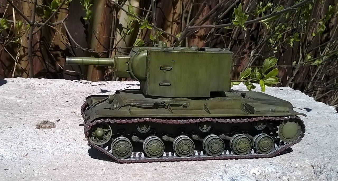 КВ-2 (Восточный Экспресс) 1/35 - Страница 2 HzvNKCPuOog
