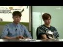 [FSG ☆ BEAST B2UTY ☆] 5.08.2015 tvN Время обедать с моим другом, Ep.01 (ДуДжун