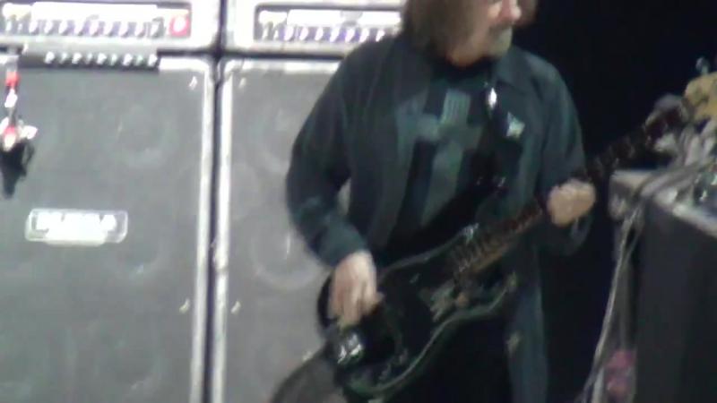 Ozzy Osbourne Friends - Iron Man - Rockwave Festival 2012, Live in Athens, Greece (HD, 1080p)