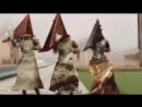 MMD Silent Hill Happy Synthesizer pyramid head-edit model