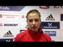 Интервью Марианны Егоровой после матча МЧМ-2016 Россия U20 – Голландия U20