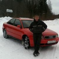 Анкета Игорь Горбачев
