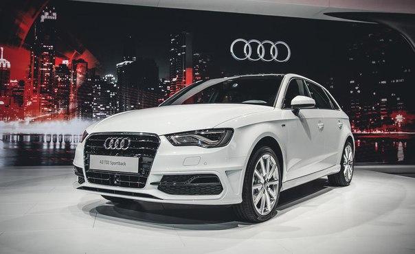 Audi A3 Sportback получит двигатель 1,0