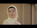 Мусульманка хорошо поет, красивый голос