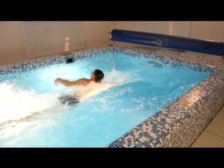 Противоток (встречное течение) для бассейна
