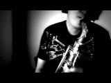 Get Here - Alto Sax Solo - Oleta AdamsEric Marienthal Cover