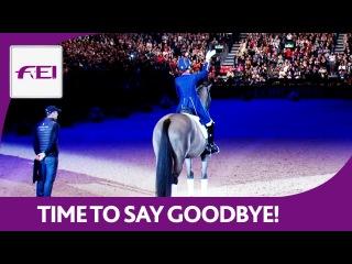 Valegro's very last performance - FEI World Cup Dressage™ - London Olympia 2016