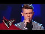 Jamie Miller performs 'Let It Go' Blind Auditions 2  The Voice UK 2017