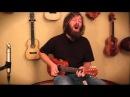 Mike Love Never Retire on a KoAloha D6 Guitarlele