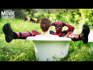 DEADPOOL will Give You Harder, Longer Lasting Emotions | Blu-Ray DVD Clip Trailer Compilation