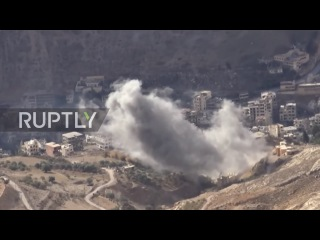 Syria: SAA launches offensive to regain control over Damascus water supply