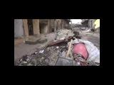 Боевики в Алеппо использовали Национальный госпиталь как военную базу и склад