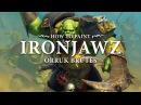 How to paint Ironjawz Orruk Brutes