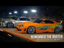 Remember The Buster Need for Speed Cinematic - Paul Walker Tribute
