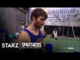 Spartacus War of the Damned - Gladiator Boot Camp STARZ
