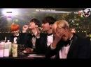 160114 Red Velvet laugh at BTS JHope×Jin Hot Pink