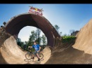 Building a BMX dirt loop with Mike Hucker Clark - Red Bull Trail Loop