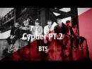 BTS Cypher Pt 2 TRIPTYCH Rus Sub
