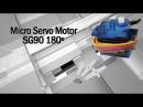 Micro Servo 9g Tower Pro SG90 - Servo Motor de Posição 180°
