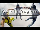 Work in Progress - Oana LARUE
