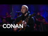 Mike Posner - I Took A Pill In Ibiza (CONAN Show Performance)