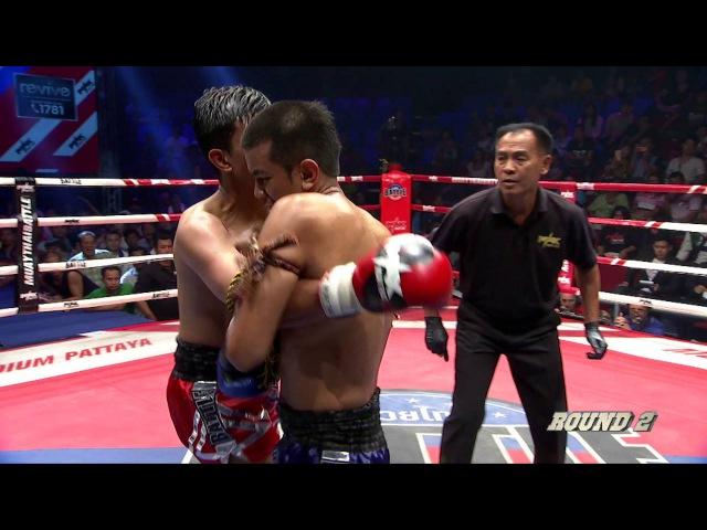4. Chodchuang Sor Boonkrong vs. Kunpan Kiatnavy 4. chodchuang sor boonkrong vs. kunpan kiatnavy