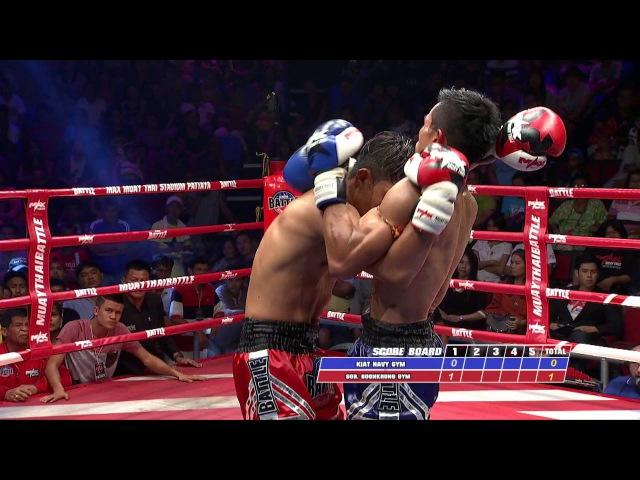 2. Yodrachan Kiatnavy vs. Saithonglek Sor Boonkrong 2. yodrachan kiatnavy vs. saithonglek sor boonkrong