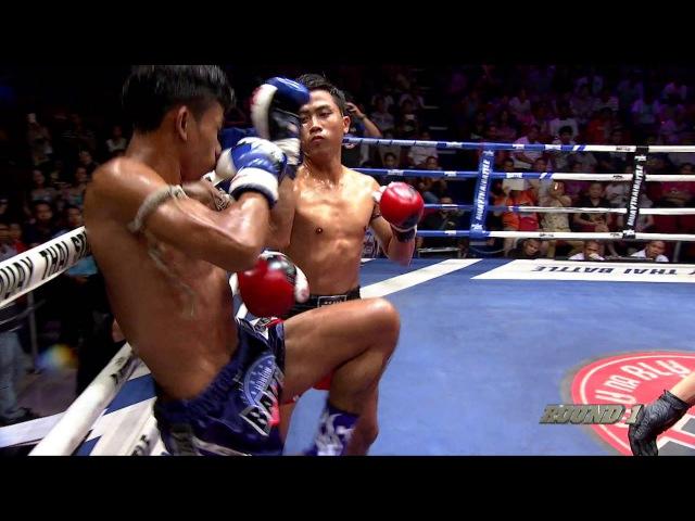 3. Daptaywada Sor Boonkrong vs. Extra Kiatnavy 3. daptaywada sor boonkrong vs. extra kiatnavy