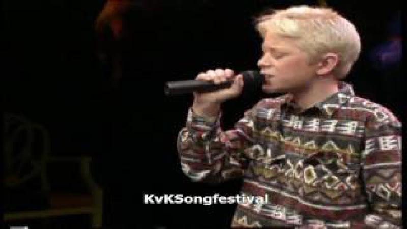 Kinderen voor Kinderen Songfestival 1994 - Ha ha ha je vader
