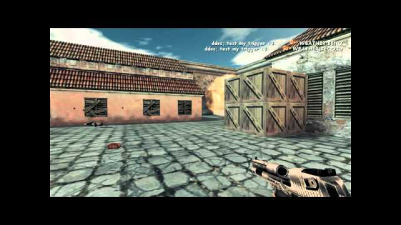 Ddos vs weather. ace dgl/ak47 de_mirage