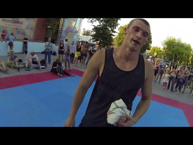 Freestyle Clash 2016 Final 8 p 2 MCPRO Zhura KVP Vasilev MelFree Axel EVG Norair
