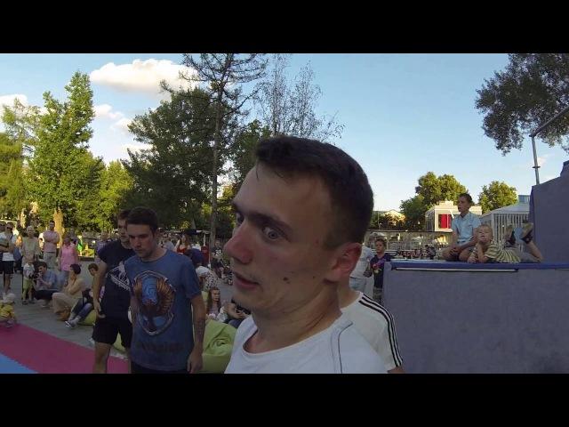 Freestyle Clash 2016 Final 8 p 1 MCPRO Zhura KVP Vasilev MelFree Axel EVG Norair