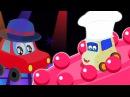 Con quái vật nghiền ký video hoạt hình hoạt hình phổ biên soạn