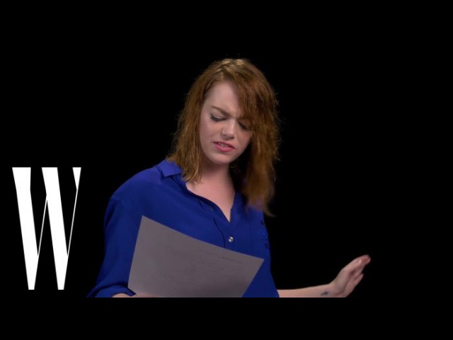 Emma Stone, Natalie Portman, and Amy Adams Perform I Will Survive | W Magazine