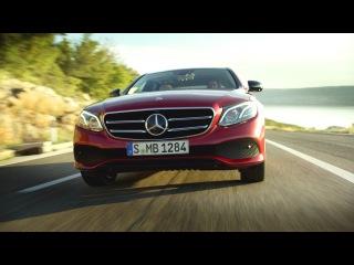 The new E-Class - Trailer - Mercedes-Benz original