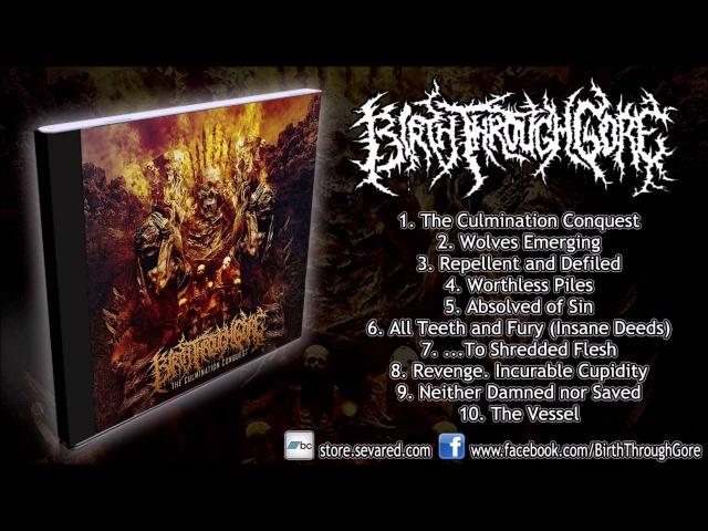 Birth Through Gore - The Culmination Conquest (FULL ALBUM 1080p HD) [Sevared Records]