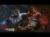 Gears of War 4 – Новый геймплей 2016 (XONE) [EN]