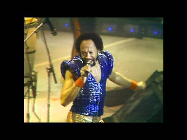 Earth, Wind Fire Live 1981