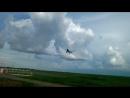 Посадка A-320 Аэрофлота